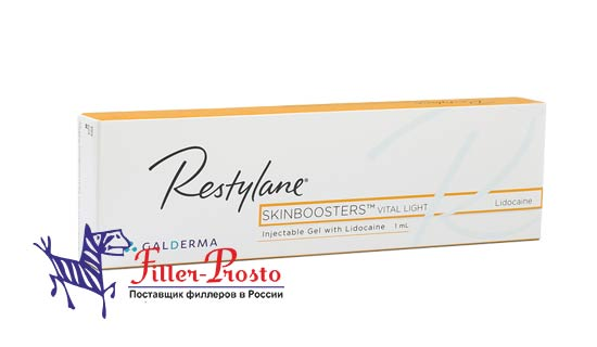 Restylane Vital Light Lidocaine