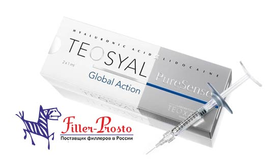 купить TEOSYAL  PureSense Global Action